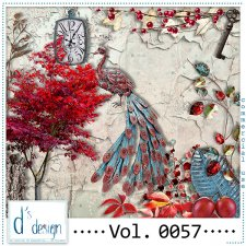 Vol. 0057 - Autumn Mix by Doudou's Design