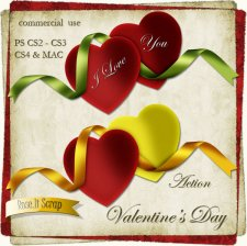 Action - Valentine's Day by Rose.li