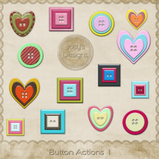 Button Actions 01 by Josy