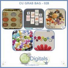 CU Scrap Grab Bag 028