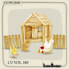 CU Vol 180 Easter Spring by Lemur Designs