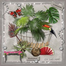 Vol 109 Tropical EXCLUSIVE bymurielle