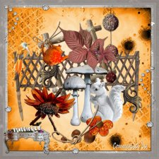 VOL 38 Autumn elements EXCLUSIVE byMurielle