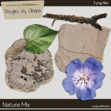 Nature Mix - EXCLUSIVE Designs by Ohana