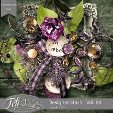 Designer Stash Vol. 84 - CU by Feli Designs