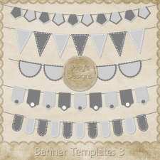 Banner Layered Templates 3 by Josy