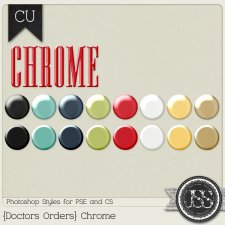 Doctors Orders Chrome PS Styles by Just So Scrappy
