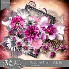 Designer Stash Vol 40 - CU by Feli Designs