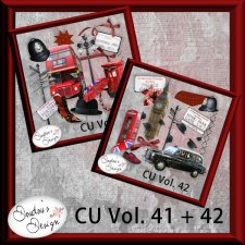 Vol. 41 & 42 London Mix by Doudou Design