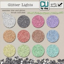 Glitter Lights - CUbyDay EXCLUSIVE