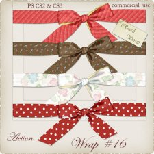 Action - Wrap XVI by Rose.li