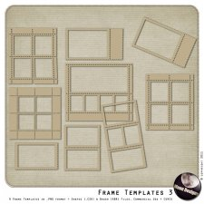 Frame Templates 3 by MoonDesigns