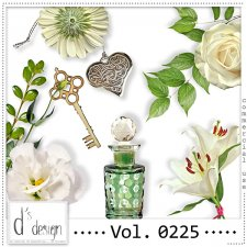 Vol. 0225 Nature Mix by Doudou Design
