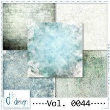 Vol. 0044 - Mix Papers - by Doudou's Design