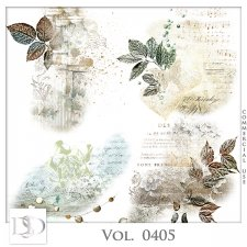 Vol. 0405 Vintage Accents by D's Design