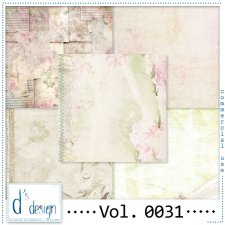 Vol. 0031 - Vintage papers - by Doudou's Design