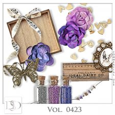 Vol. 0423 Vintage Mix by D's Design