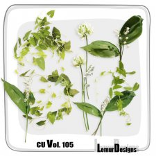 CU Vol 105 Flowers by Lemur Designs