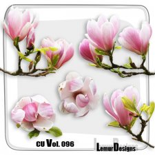 CU Vol 096 Flowers by Lemur Designs