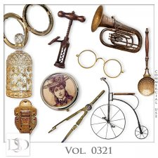 Vol. 0321 Vintage Mix by D's Design