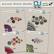 Autumn Button Bundle