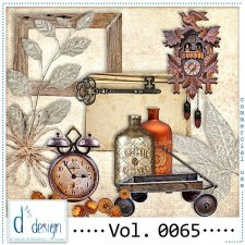 Vol. 0065 - Vintage Mix by Doudou's Design
