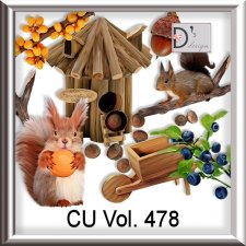 Vol. 478 Autumn Mix by Doudou Design