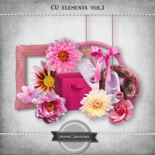 Baby girl elements vol1 by Graphic Creations