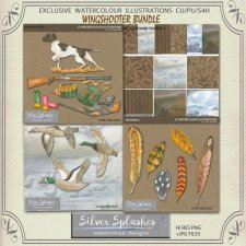 EXCLUSIVE Wingshooter Bundle by Silver Splashes