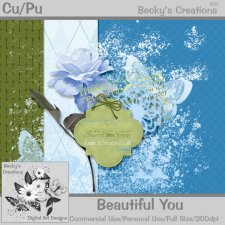Beautiful You Designer Stash - Beckys Creations
