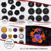 CU 17-20 (Halloween Collection)