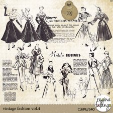Vintage fashion vol.4