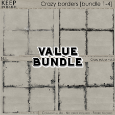 Crazy borders [Bundle 1-4]