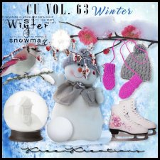 CU Vol. 63 Winter by Kreen Kreations