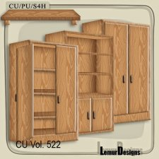 CU Vol 522 Furniture