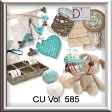 Vol. 585 by Doudou's Design