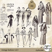 Vintage fashion vol.5