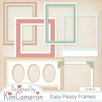 Easy Peasy Frames Templates