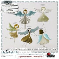 Angels Collections01 Actions