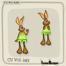 Easter Elements Pack 5 by Lemur Designs