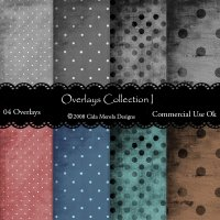 Overlays Collection 01 by Cida Merola