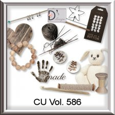 Vol. 586 by Doudou's Design
