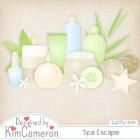 Spa Escape by Kim Cameron