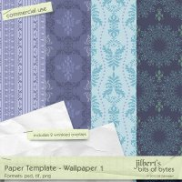Paper Templates - Wallpaper 1