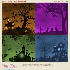 Halloween Texture PAPERS 2