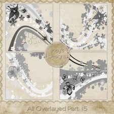 All Overlayed Part 15 by Josy