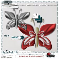 Butterfly02 Ready Template10