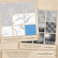 Paper Maker Duo Combo CU - S4H by SnickerdoodleDesigns