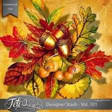 Designer Stash Vol. 101 - CU by Feli Designs
