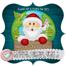 Christmas Collection clipart 7 by ScrapingMar